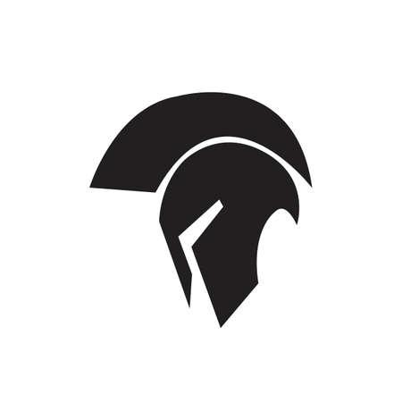 Spartan Gladiator Logo Template