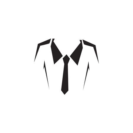 Tuxedo template vector icon illustration design - Vector