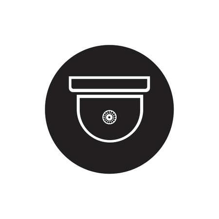 Security camera cctv icon,sign CCTV vector design Vector illustration of cctv and camera symbol Illusztráció