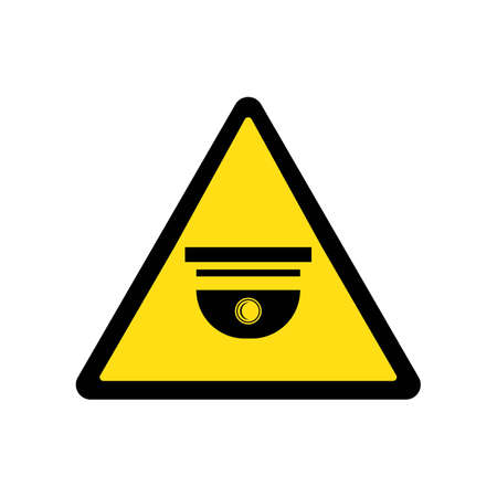 Security camera cctv icon,sign CCTV vector design Vector illustration of cctv and camera symbol 版權商用圖片 - 135398208