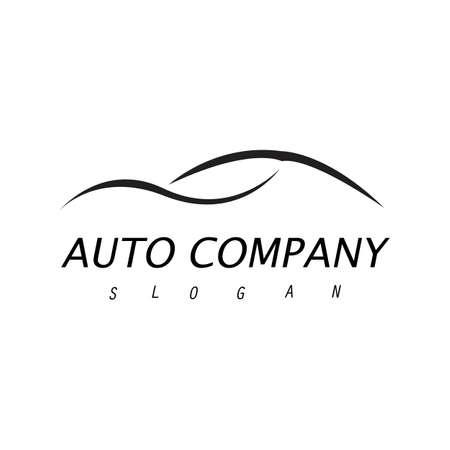 Auto car Logo vector illustration Template design