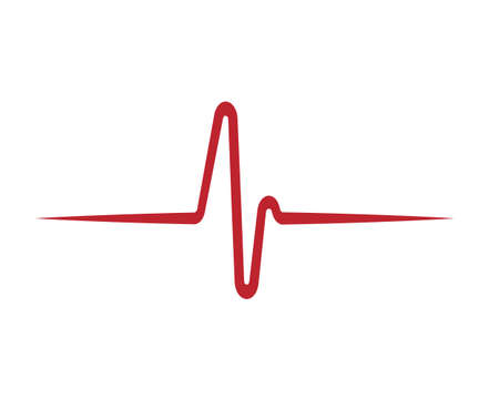 pulse logo Ilustracja