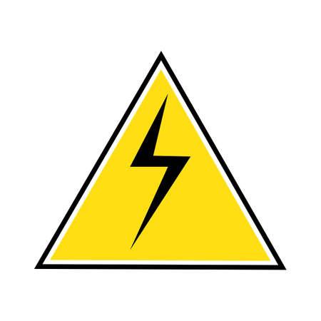 Thunder and Bolt Lightning Flash Icon Stok Fotoğraf - 138438147