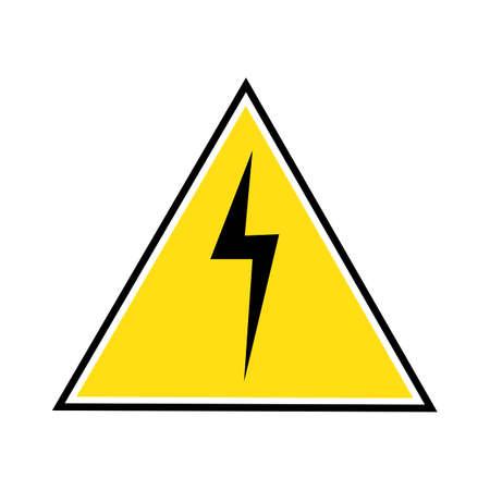 Thunder and Bolt Lightning Flash Icon Stok Fotoğraf - 138438143