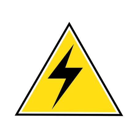 Thunder and Bolt Lightning Flash Icon Stok Fotoğraf - 138438163