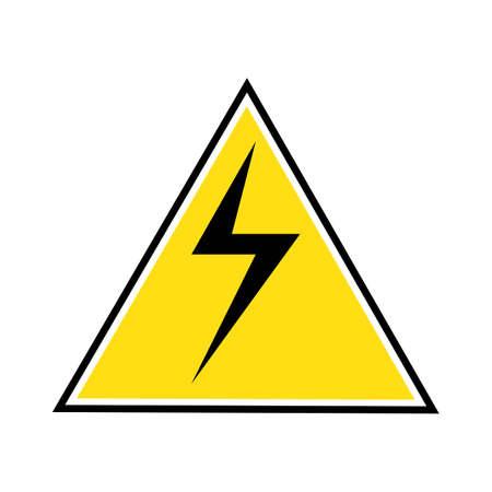 Thunder and Bolt Lightning Flash Icon Stok Fotoğraf - 138438167