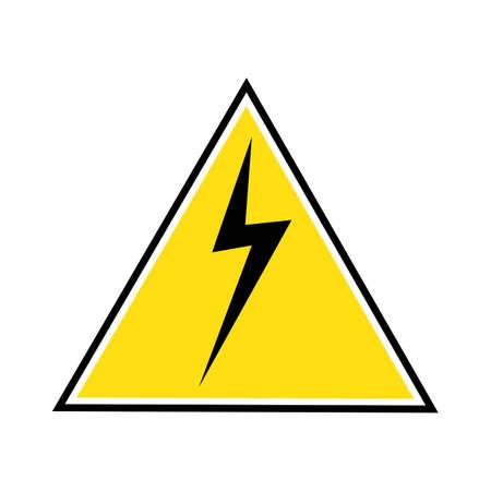 Thunder and Bolt Lightning Flash Icon Stok Fotoğraf - 138438172