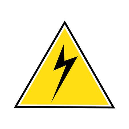Thunder and Bolt Lightning Flash Icon Stok Fotoğraf - 138438179