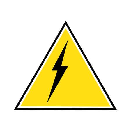 Thunder and Bolt Lightning Flash Icon Stok Fotoğraf - 138438189