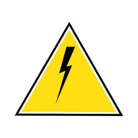 Thunder and Bolt Lightning Flash Icon Stok Fotoğraf - 138438190
