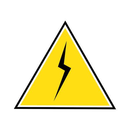 Thunder and Bolt Lightning Flash Icon Stok Fotoğraf - 138438277