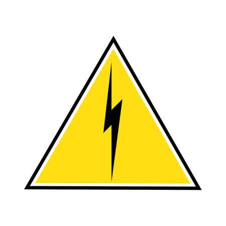 Thunder and Bolt Lightning Flash Icon Stok Fotoğraf - 138438278