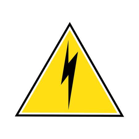 Thunder and Bolt Lightning Flash Icon Stok Fotoğraf - 138438279