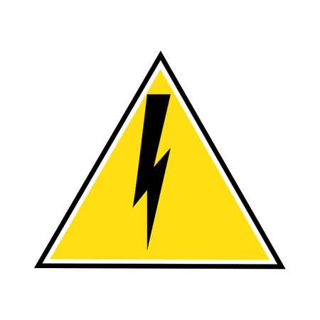 Thunder and Bolt Lightning Flash Icon Stok Fotoğraf - 138438281