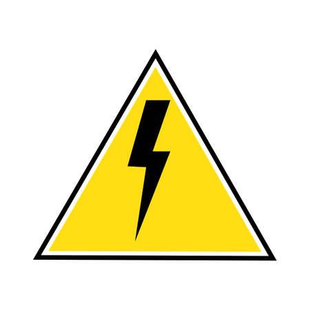 Thunder and Bolt Lightning Flash Icon Stok Fotoğraf - 138438290