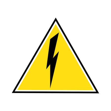 Thunder and Bolt Lightning Flash Icon Stok Fotoğraf - 138438291