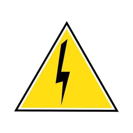 Thunder and Bolt Lightning Flash Icon Stok Fotoğraf - 138438296