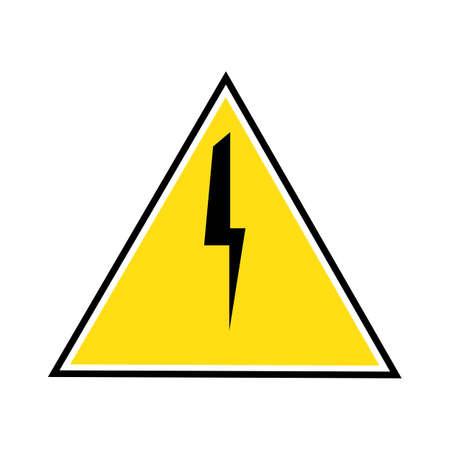 Thunder and Bolt Lightning Flash Icon Stok Fotoğraf - 138438293