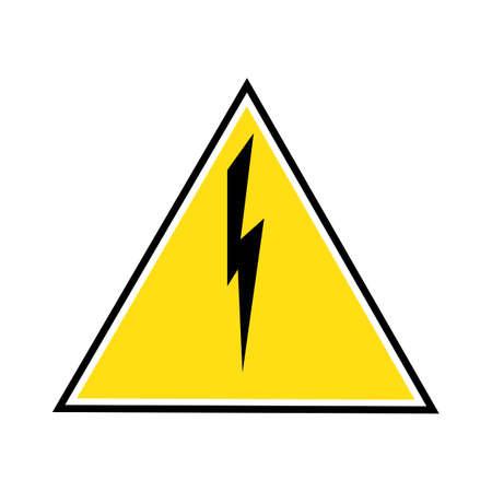 Thunder and Bolt Lightning Flash Icon Stok Fotoğraf - 138438636