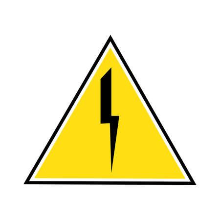 Thunder and Bolt Lightning Flash Icon Stok Fotoğraf - 138438638