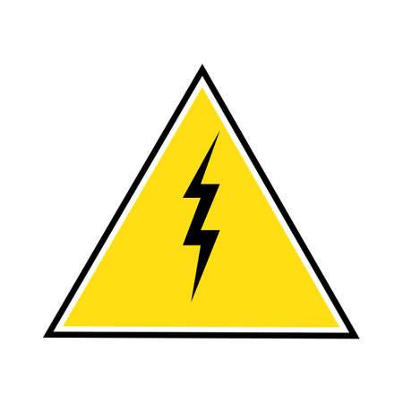 Thunder and Bolt Lightning Flash Icon Stok Fotoğraf - 138438645