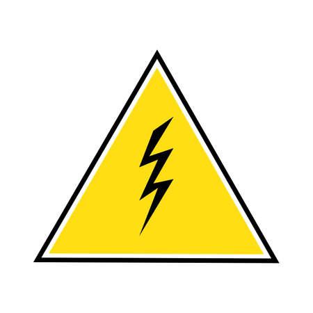 Thunder and Bolt Lightning Flash Icon Stok Fotoğraf - 138438644
