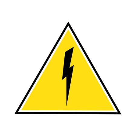 Thunder and Bolt Lightning Flash Icon Stok Fotoğraf - 138438647