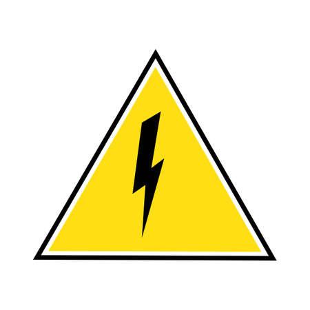 Thunder and Bolt Lightning Flash Icon Stok Fotoğraf - 138438648