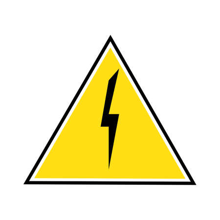Thunder and Bolt Lightning Flash Icon Stok Fotoğraf - 138438650