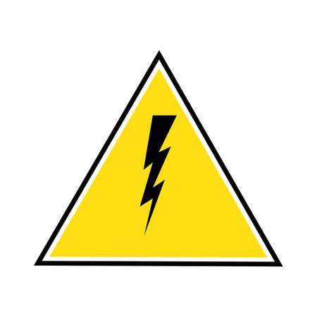Thunder and Bolt Lightning Flash Icon Stok Fotoğraf - 138438659