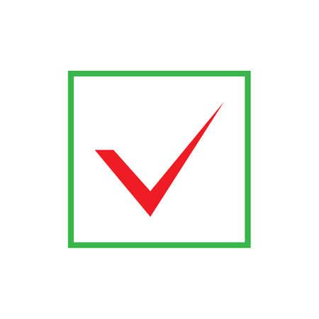 check mark icon vector illustration design template Фото со стока - 140609161