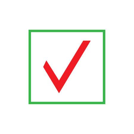check mark icon vector illustration design template Фото со стока - 140609163