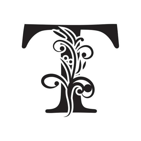 Letter T Business corporate abstract unity vector logo design template Letter T Logo Template vector icon design Illusztráció