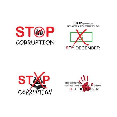 Stop Corruption and International Anti-Corruption Day