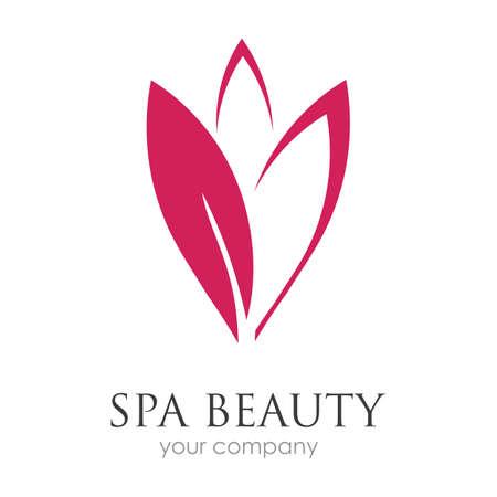 spa logo vector illustration design template Reklamní fotografie - 158824329