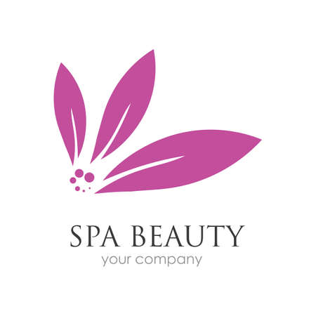 spa logo vector illustration design template Reklamní fotografie - 158824331