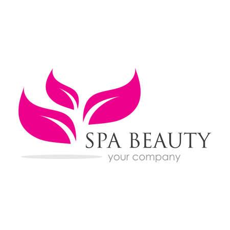spa logo vector illustration design template