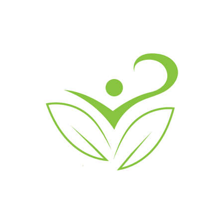 Healthy Life Logo template vector icon