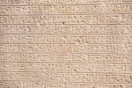 past civilization: hieroglyphs - wallpaper