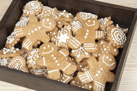 gingerbread cookies: gingerbread cookies