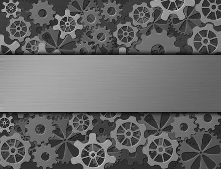 rack: cog  rack background