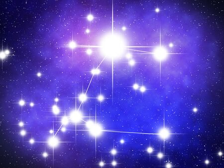 cur: Canis Maior constellation with Sirius