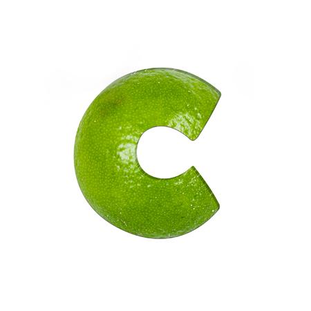 letter c: letter c
