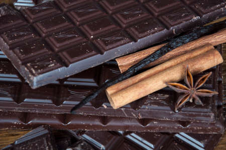 craving: chockolate Stock Photo
