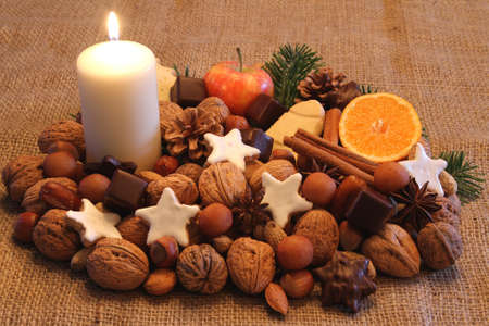 Christmas specialities photo