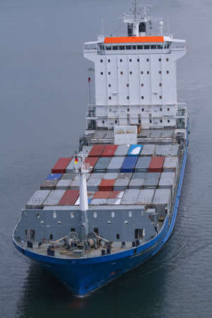 import: containership