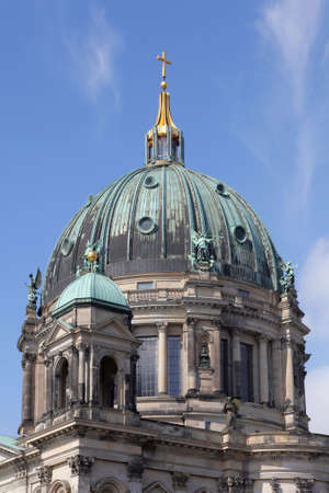 dome of the Berlin cathedral