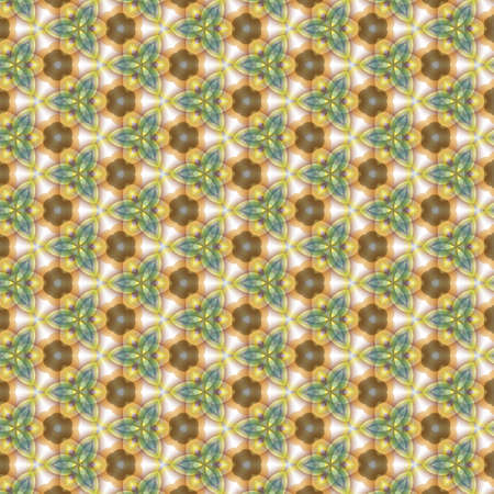 Creative abstract seamless pattern for printing on fabric, paper for scrapbook, wallpaper, cover, page book. Standard-Bild