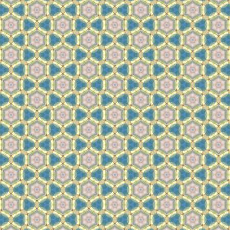 Modern geometric ornament for modern interiors design, wallpaper, textile industry