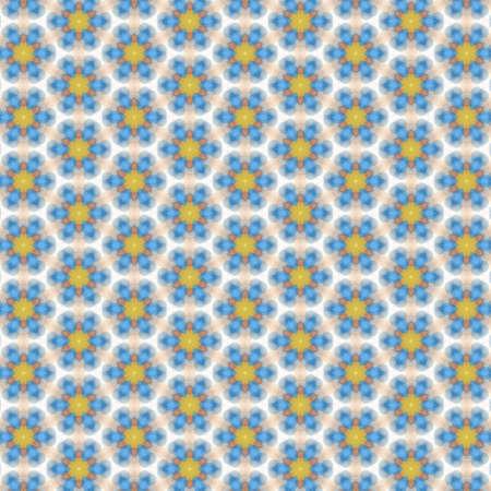 Seamless abstract geometric pattern. Seamless abstract colorful pattern background. Seamless geometrical bright texture. Standard-Bild
